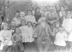 William Jefferies family 1903