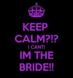 Bridezilla lol