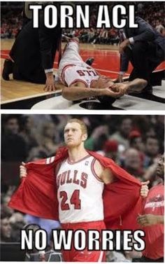 Brian Scalabrine saves the day when D-Rose goes down - http://nbafunnymeme.com/nba-memes/brian-scalabrine-saves-the-day-when-d-rose-goes-down