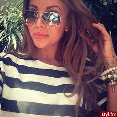 I like the sunglasses