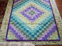 Pretty Simple Stitches: Relay for life dragonfly quilt