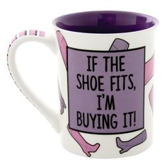 'If the shoe fits, I'm buying it!' - This is the only motto you need when your a serious 'Fashion girl' #OurNameIsMud #SoleMates #FashionGirls