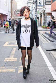 Japanese Street Style <3