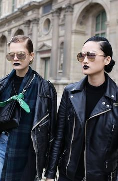 Phil Ohs Best Street Style Pics From Paris Fashion Week - Dior Sunglasses - Trending Dior Sunglasses - - The top street style looks from Paris Fashion Week Top Street Style, Street Chic, Fall Fashion Trends, Autumn Fashion, Paris Fashion, Johannes Huebl, Givenchy, Valentino, Dior Sunglasses