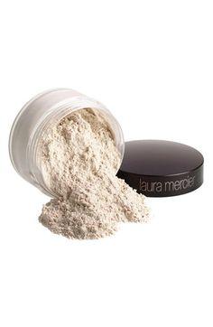 Laura Mercier loose powder - translucent