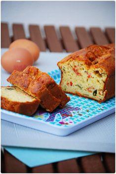 Cake à la ratatouille - Cerise & Compagnie