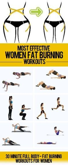 FULL BODY FAT BURNING WORKOUT INSTRUCTIONS WARM UP Start your fat burning workout with a 10 minute warm up routine. WORKOUT: Repeat this circuit 3 times and rest for 60 seconds between sets. 1. Reverse lunge shoulder press: 30 seconds + 30 seconds. Start with your feet shoulder-width apart and position the dumbbells at your …