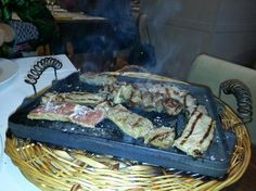 Chuleton Restaurante el Portillo www.ghbarbastro.com