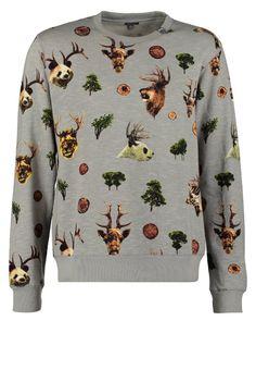 LRG - THE WILD - Sweater - Grijs