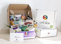 A Year of Boxes™ | Little Life Box Coupon Code August 2017 | A Year of Boxes™