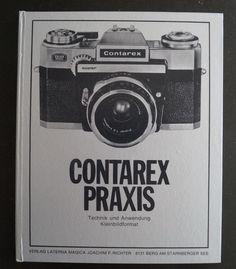 Contarex Praxis Buch Pocket Handbuch Höhe: 23,6 cm Breite: 19,3 cm Seiten: 112, EA 1970, Hardcover. in sehr gutem Zustand- SELT (...)