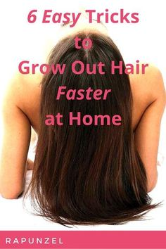 Have you ever wished to have Rapunzel-like long tresses?If your hair is not growing out as fast as you'd like it to, you may just need to revisit your haircare Growing Your Hair Out, Grow Out, Hair Growing, Regain Hair, Longer Hair Faster, Hair Growth Shampoo, Healthy Hair Tips, Healthy Foods, Crazy Hair Days