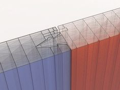 Continuous facade system ARCOWALL®5613 by dott.gallina