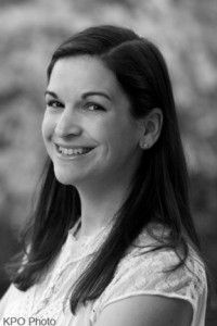 Sarah Dessen, author of Someone Like You, Just Listen, and The Moon and More