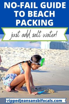 Want to have the BEST time at the beach? Packing is KEY. Check out this no-fail ultimate beach packing guide and never forget your important stuff! |Beach packing|Beach vacation|Beach packing checklist|packing checklists|family beach vacation|Family beach trip|COVID-19 vacations|socially distant vacations|Family travel tips| #BeachTrip #BeachPacking Beach Packing Checklist, Beach Vacation Packing, Packing List For Travel, Beach Trip, Vacation Trips, Vacations, Travel Tips, Travel Hacks, Budget Travel