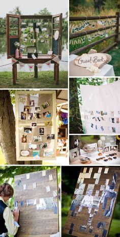 foto in stukjes, op de achterkant ruimte voor een bericht