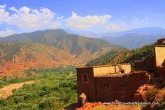 Ourika Valley sight-seing tour