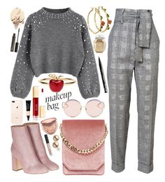Designer Clothes, Shoes & Bags for Women Alison Lou, Bare Escentuals, Too Faced Cosmetics, Nyx, Polyvore Fashion, Victoria's Secret, Shoe Bag, Disney, Clothing