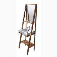 1000 images about bathroom salle de bain on pinterest - Castorama meuble vasque ...