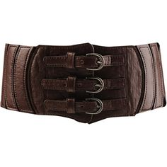 Wide Scale Elastic Belt ($8.80) ❤ liked on Polyvore featuring accessories, belts, medieval, brown, cintos, wide brown belt, forever 21 belts, buckle belt, forever 21 and brown elastic belt