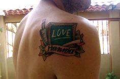 Teacher tattoo