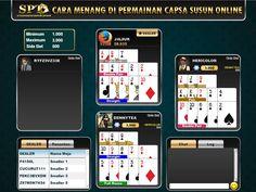 Situspokerterpercaya99 adalah situs permainan capsa susun online terpercaya dengan cara bermain capsa susun yang mudah dan permainan yang fairplay 100%.