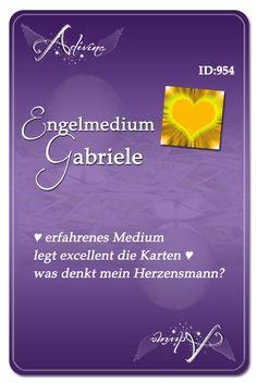 Engelmedium Gabriele