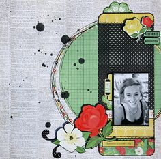 Layout by Kristine Davidson
