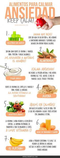 19 infografías que te ayudarán a comer más sano y vivir