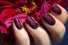 http://dorothynailassay.com/ nail art baroque IEUV 2