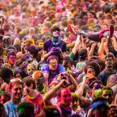 Festival of Colors - Spanish Fork, Utah by Thomas Hawk, via Flickr