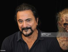 Special makeup effects artist Tom Savini at the Son Of Monsterpalooza Convention held at Marriott Hotel & Convention Center on September 2014 in Burbank, California. Tom Savini, George Romero, Burbank California, Special Makeup, Marriott Hotels, Convention Centre, Best Makeup Products, Sons, September