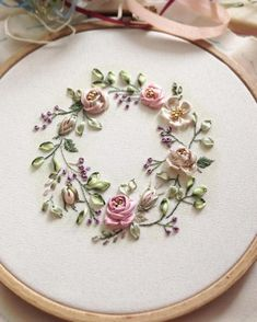 Video Of Silk Ribbon Embroidery; Handmade Silk Embroidery Art Painting although Embroidery Floss Turtle; Silk Ribbon Embroidery Classes Near Me Embroidery Materials, Embroidery Patterns Free, Embroidery For Beginners, Hand Embroidery Designs, Embroidery Kits, Embroidery Stitches, Embroidery Supplies, Embroidery Techniques, Embroidery Companies