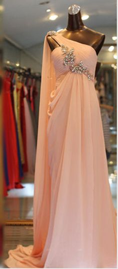 One Shoulder Red Prom Dress,Long Evening Prom Dress,One Shoulder Party Gown Formal Bridesmaid Bridal Dresses,Sexy Prom Gown RE202