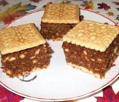 Incearca si tu un desert altfel: cuburi din biscuiti! Tiramisu, Biscuit, Waffles, Sweets, Breakfast, Ethnic Recipes, Desserts, Food, Essen