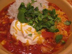 Rita's Recipes: Leftover Turkey Makeover