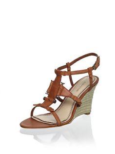 1e26cf0411 Pour La Victoire Women s Betsy Wedge Sandal at MYHABIT