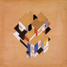 THEO VAN DOESBURG | THE STIJIL | COLORES PRIMARIOS - DIAGONALES