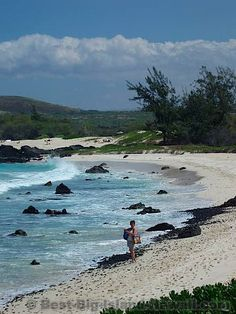 Best Beaches on The Big Island of Hawaii