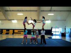 Crean Lutheran High School Pyramid - YouTube