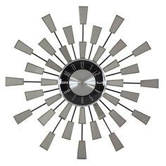 "Levi 7"" Wall Clock"
