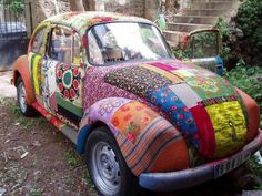 Quilters dream - I need to do this with my bus!