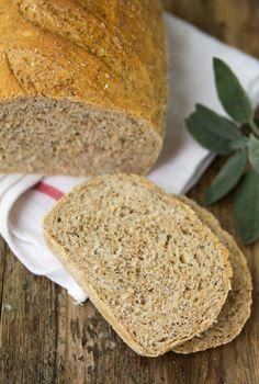 Szybki chleb pszenny mieszany z makiem… – brunetkawkuchni Bread Recipes, Cake Recipes, Bread Rolls, Fries, Food Porn, Wordpress, Breads, Food Cakes, Pizza
