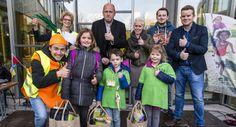 Gezonde Wandel4daagse Tilburg Noord trekt record aan deelnemers