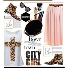 Liv Lov Fashion by spenderellastyle on Polyvore featuring polyvore, fashion, style, Nina Ricci, Illesteva and s.pa accessoires