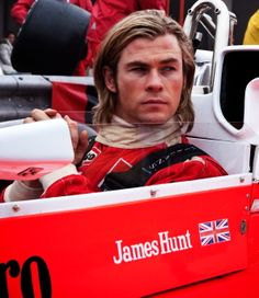 Chris Hemsworth - James Hunt