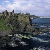 Dunluce Castle, Northern Ireland - Bing