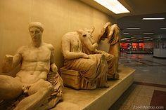 Athens Metro Acropolis