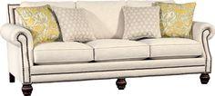 My new sofa!! Mayo 4300 sofa - Kurtz Linen