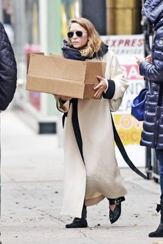Mary-Kate out in NYC, December 21